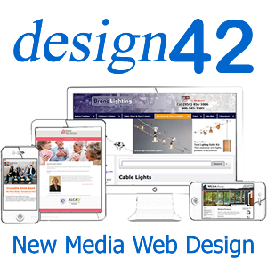 design42 New Media Web Design