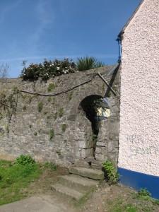 Wall in Leixlip