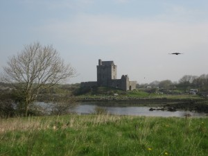 Dunguaire Castle t is named after the fort that was here before the tower house was built.