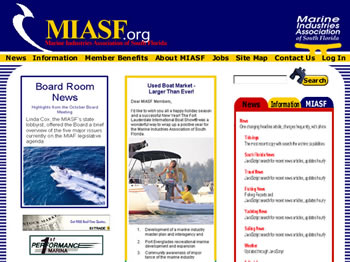 MIASF Website - by design42 New Media Web Design. Call (828) 692-7270. Find out what we can do for your business!